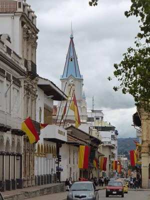 """Cuenca, Ecuador 2016"" by Bryn Pinzgauer is licensed under CCBY2.0"